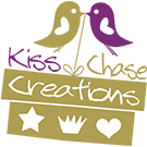 Kiss Chase Creations Logo