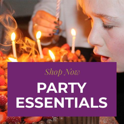 Boys Party Essentials
