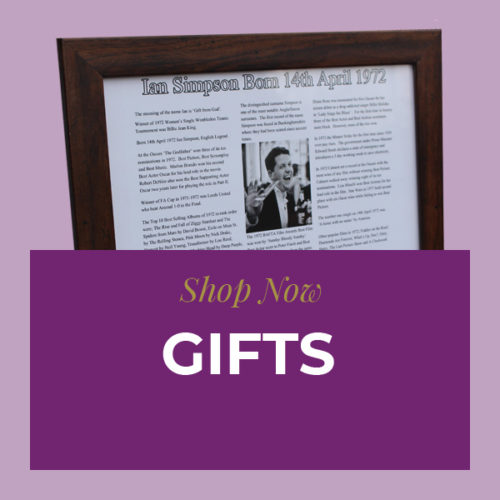 Male Birthday Gifts