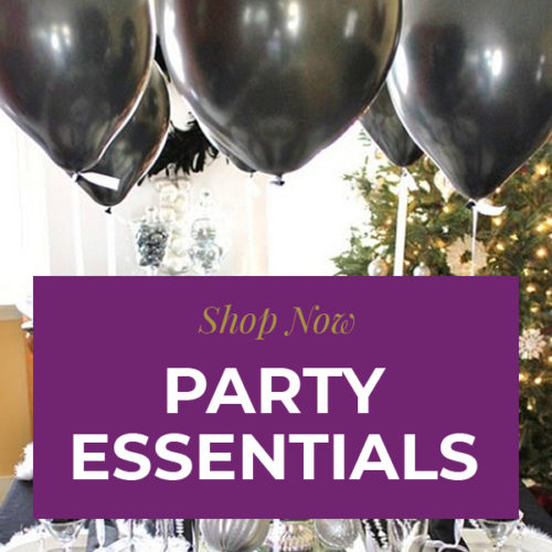 Male Party Essentials
