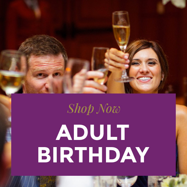 Adult Birthdays