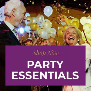 Anniversary Party Essentials