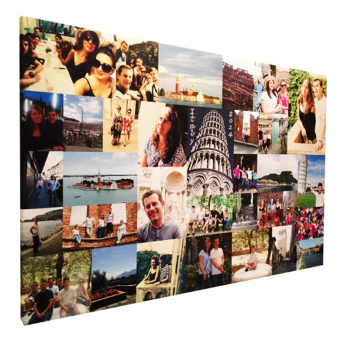 Unique gift ideas London Essex personalised montage