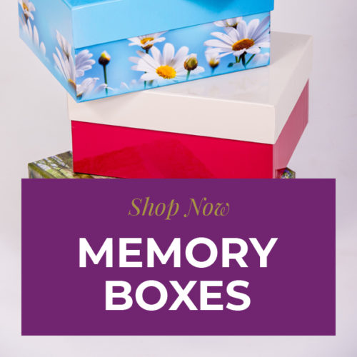 Bereavement Memory Boxes