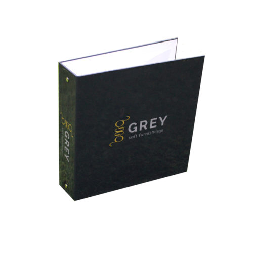 unique business idea, London Essex personalised business folder