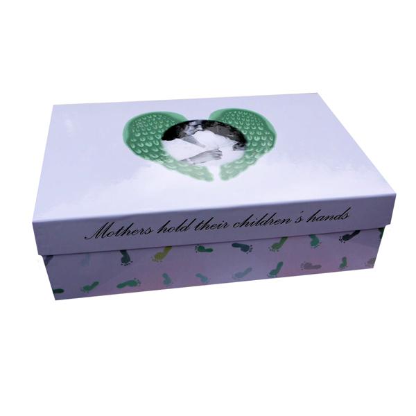 Unique gift idea personalised 'In Loving Memory' large keepsake box