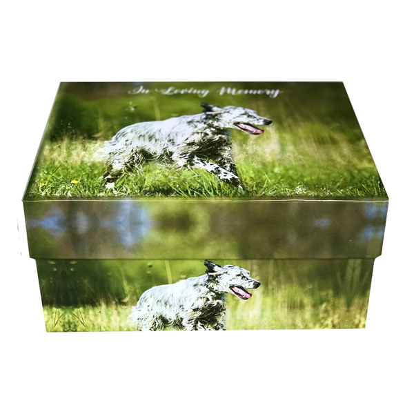 Personalised Bereavement Memory Box